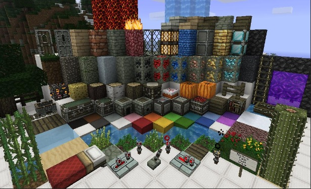 Dokucraft Texture Pack 1.16