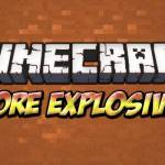 More Explosives Mod for Minecraft