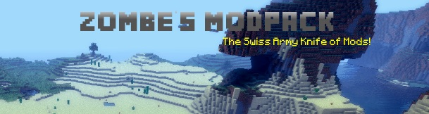 Zombes ModPack 1.9.4