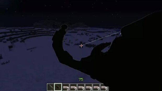 Crysis Gun for Minecraft
