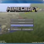 Minecraft Forge installed