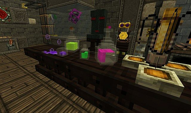 Decocraft Mod for Minecraft 1.9.4