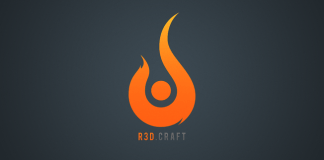 R3D Craft_resource_pack 1.12.2/1.11.2