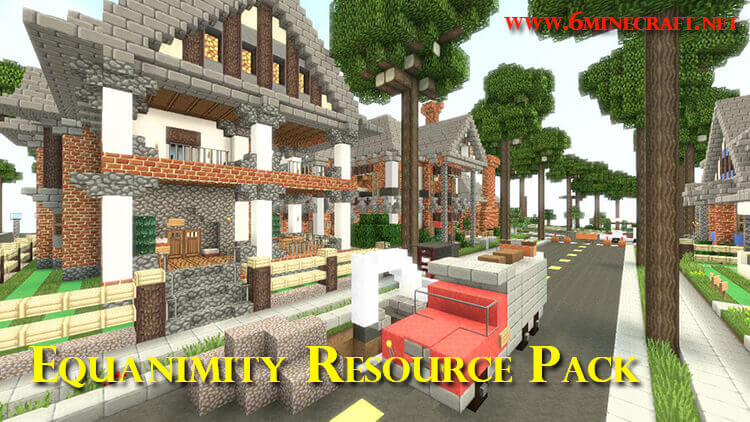 Equanimity Resource Pack 1.16.5