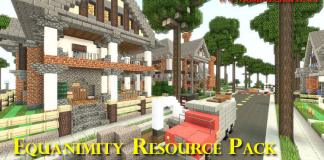 Equanimity Resource Pack 1.12.2/1.11.2