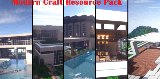 Modern Craft Resource Pack 1.12.2/1.11.2