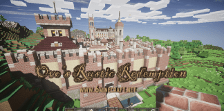 Ovo's Rustic Resource Pack 1.12.2/1.11.2