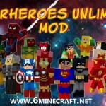 Superheroes Unlimited Mod 1.12.2/1.11.2