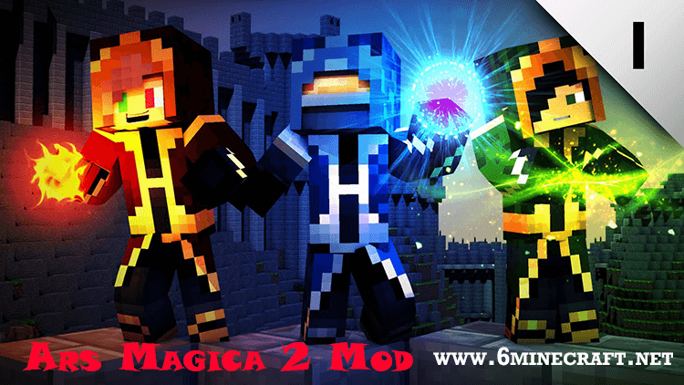 Ars Magica 2 Mod For Minecraft 1 14 2 1 13 2 1 12 2 1 11 2