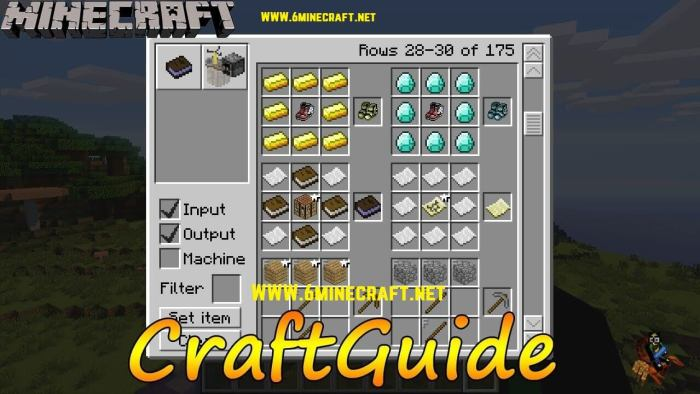 Craft Guide 1.9.4