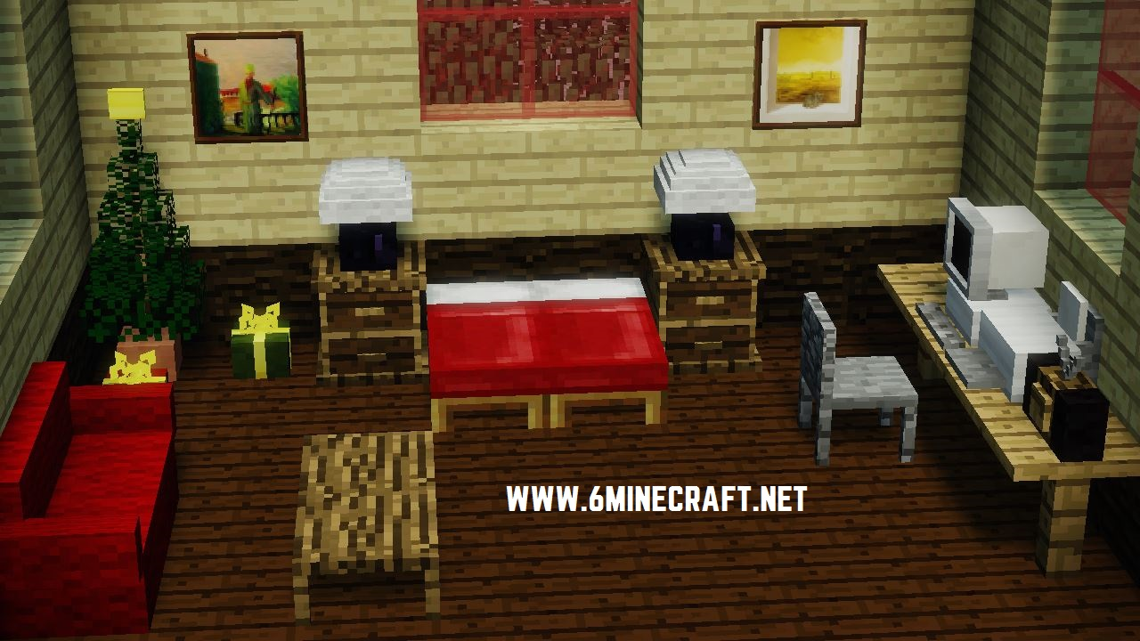 Furniture Mod 1.15.1
