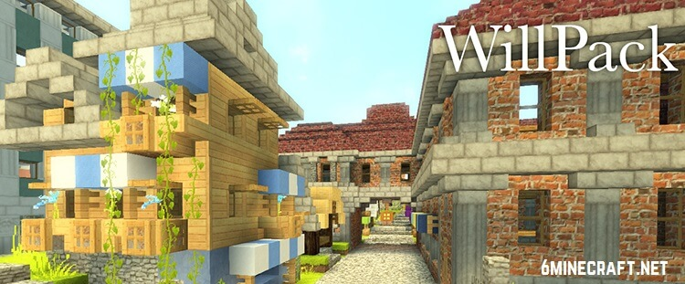 WillPack Resource Pack 1.16.5