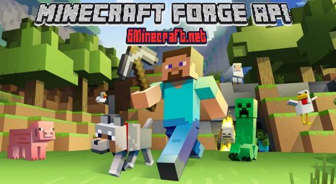 Minecraft Forge API 1.16.1