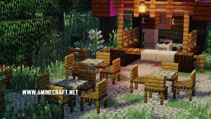 Furniture Mod 1.8.9