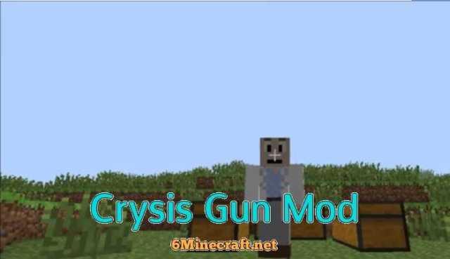 Crysis Gun Mod 1.9.4