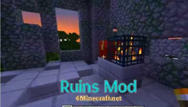 Ruins Mod 1.9.4