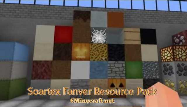 Soartex Fanver Resource Pack 1.9.4