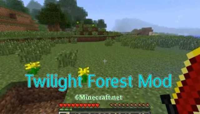 Twilight Forest Mod 1.9.4