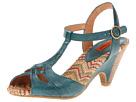 Miz Mooz - Waltz (Blue) - Footwear