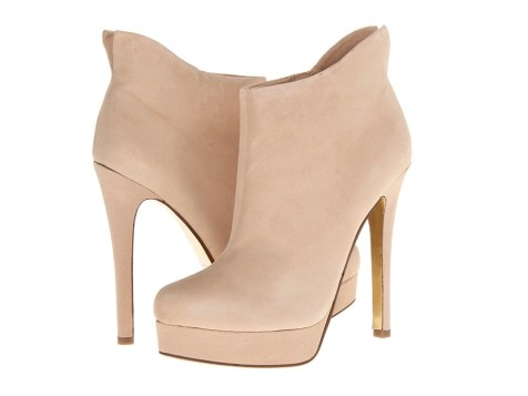 Kristin Cavallari - Lavish (New Nude Kid Suede) High Heels