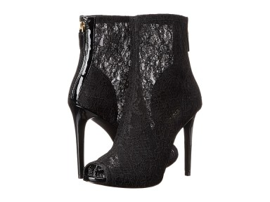 GUESS - Arya (Black Lace) High Heels