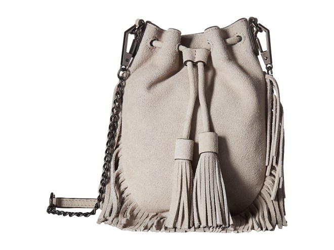 Rebecca Minkoff - Fallen Phone Crossbody (Putty) Cross Body Handbags