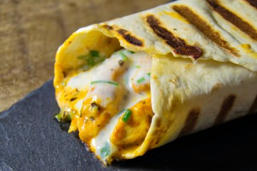 Kylling Ranch Tortilla Wraps   6pm.dk