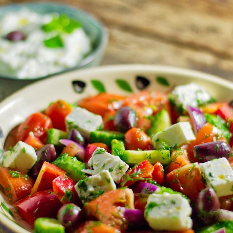 Græsk Salat | 6pm.dk