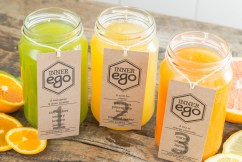 Homegrown: Inner Ego Cold Pressed Juices