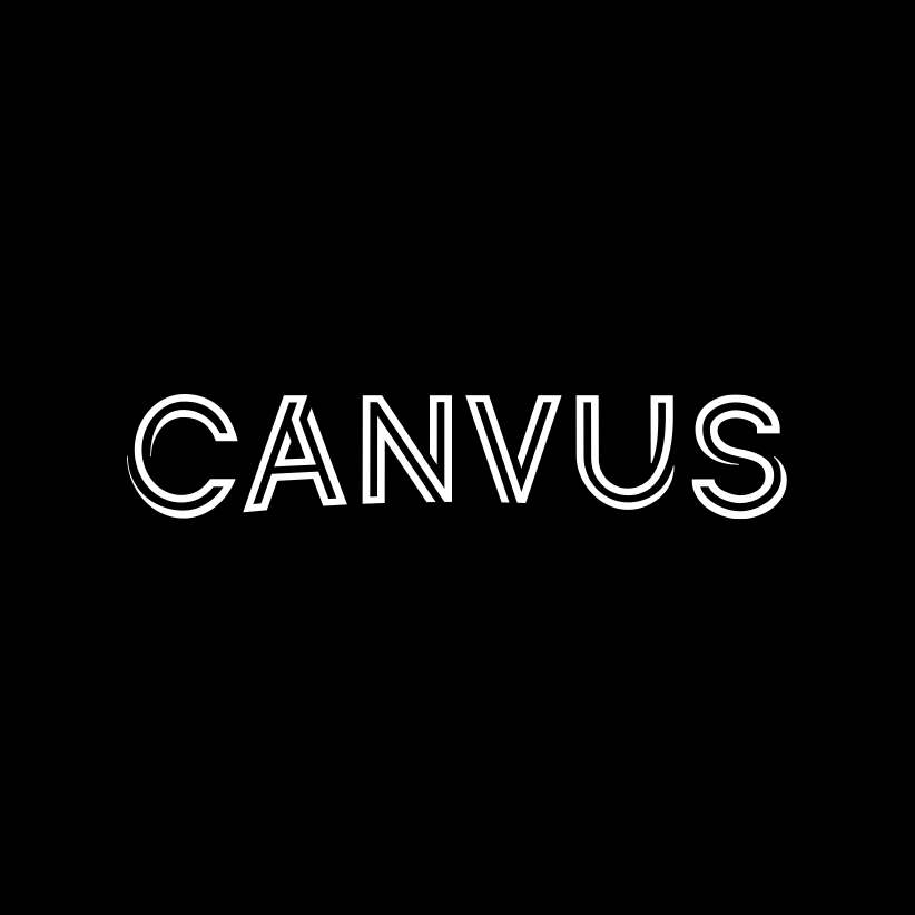 Canvus logo design