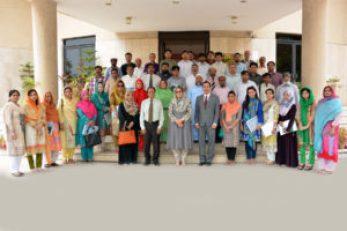 EQ Trg Pak Manpower Institute