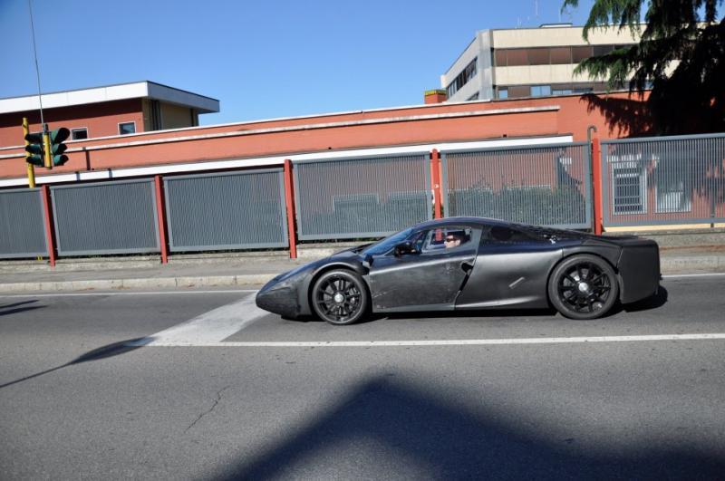 Ferrari Enzo F70 Spotted 6speedonline