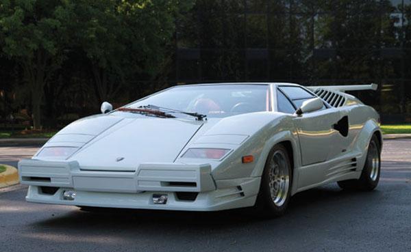 Harry S Garage Goes Italian With The Lamborghini Countach 6speedonline