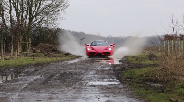 Ferrari Enzo Rally Car