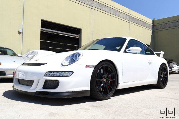 6speedonline.com Porsche 997 GT3 997.1 review Matt Farah one take