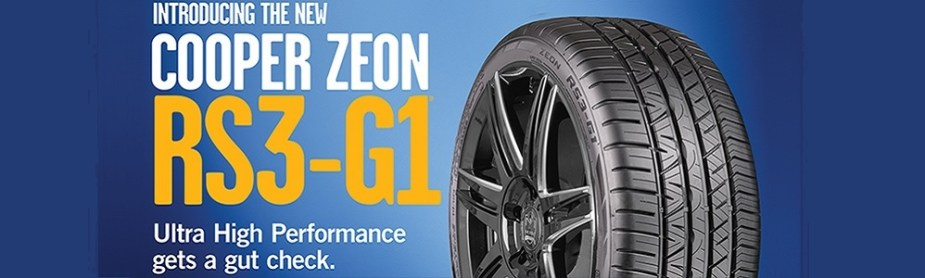 Cooper Rs3 A Review >> Product Review Cooper Tire Cooper Zeon Rs3 G1 6speedonline