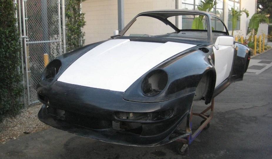 Craigslist Find of the Week: Porsche 993 GT2 EVO Body Kit