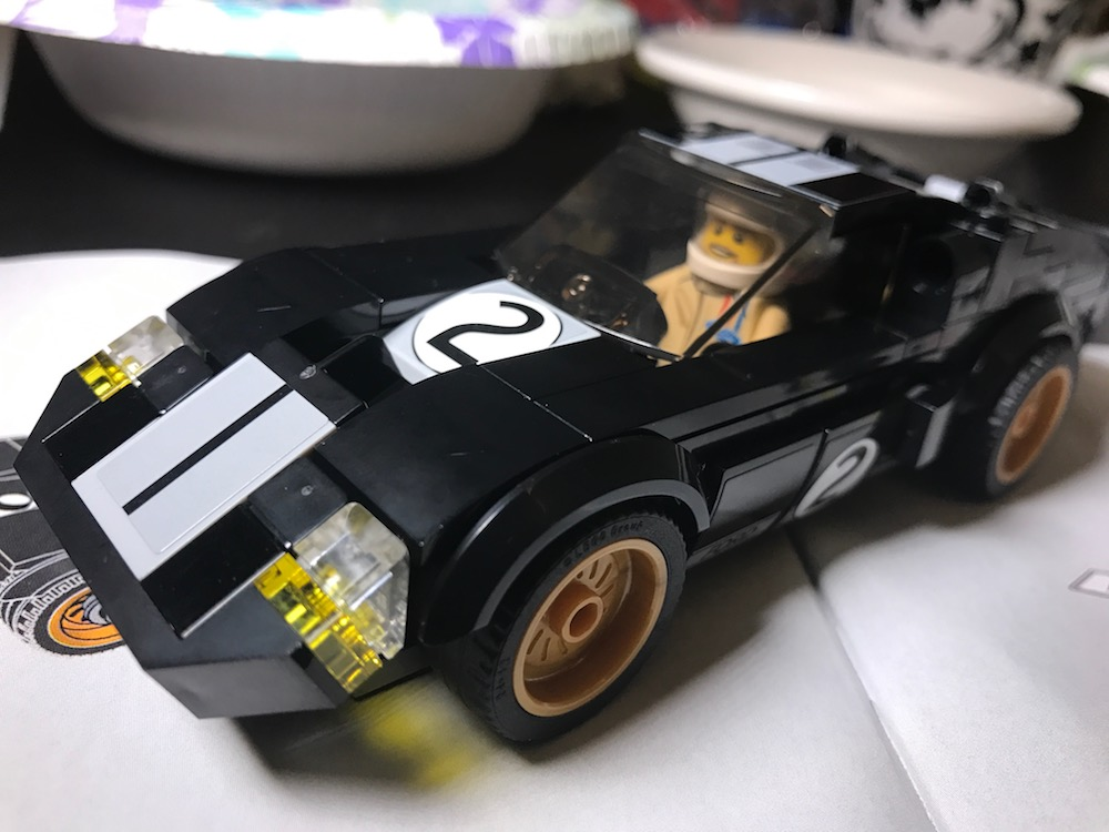 Lego Speed Champions Ford Gt Gt