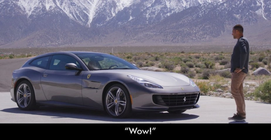6SpeedOnline.com Ferrari GTC4Lusso Review Motor Trend Ignition