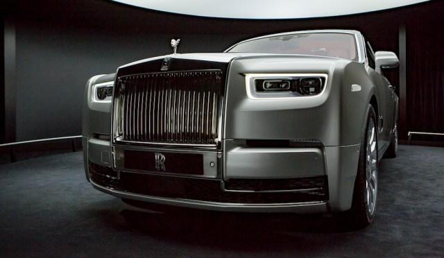 6SpeedOnline.com 2018 Rolls-Royce Phantom VIII details info news