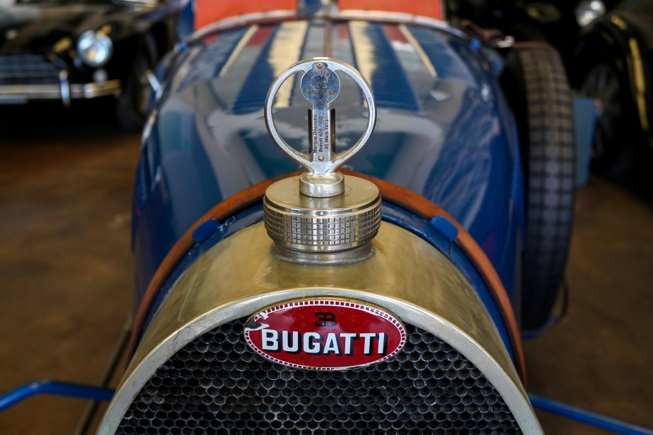 1927 Bugatti Type 35 by Pur Sang Jake Stumph