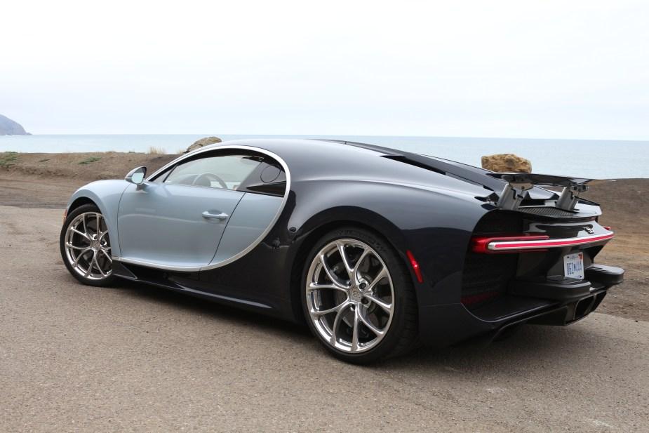 6SpeedOnline.com Bugatti Chiron Driven Review 1,500 Horsepower $3,000,000 Exotic
