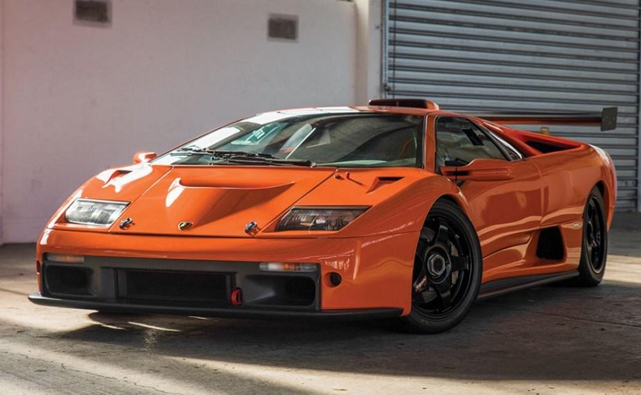 6SpeedOnline.com Lamborghini Diablo GTR Pebble Beach 2017 Auction