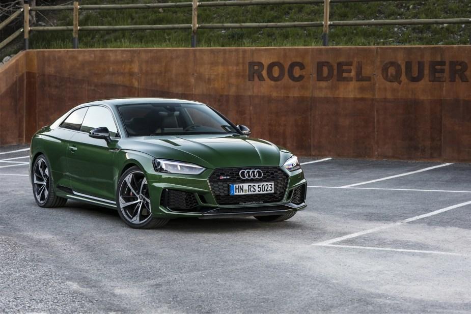 2018-Audi-RS-5-green