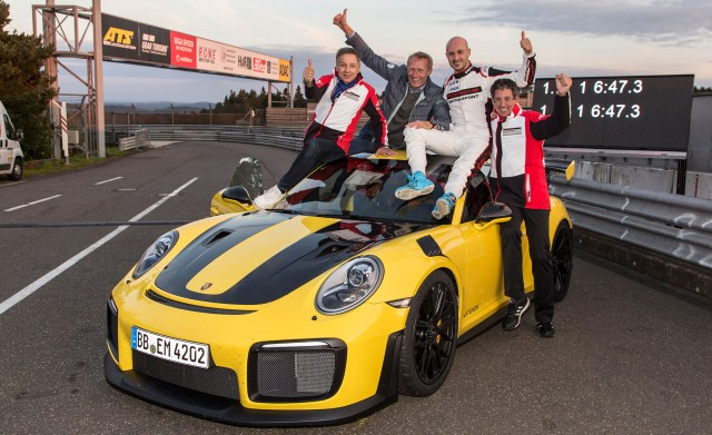 6SpeedOnline.com Why Nurburgring Lap Times Are Worthless Porsche 911 GT2 RS