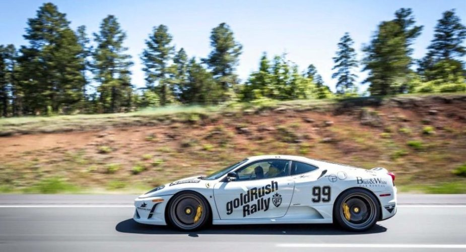 6SpeedOnline.com Daily Driven Exotics Ferrari F430 Scuderia
