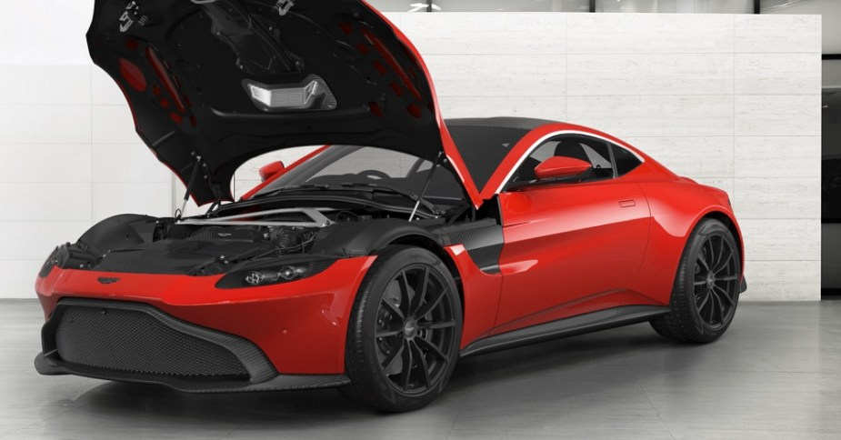 6speedonline Goes Nuts With The 2019 Aston Martin Vantage