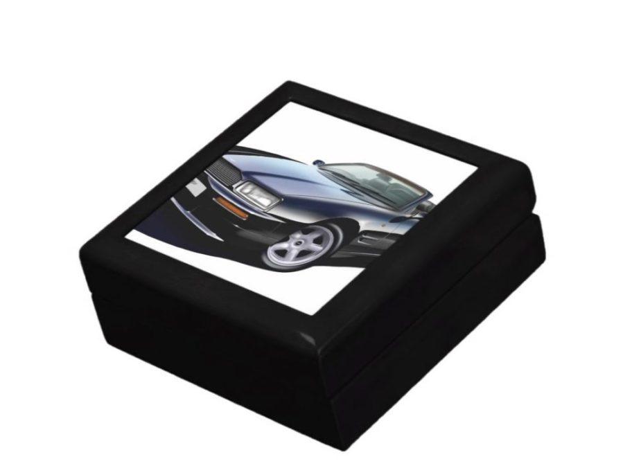 Aston Martin Virage Gift Box