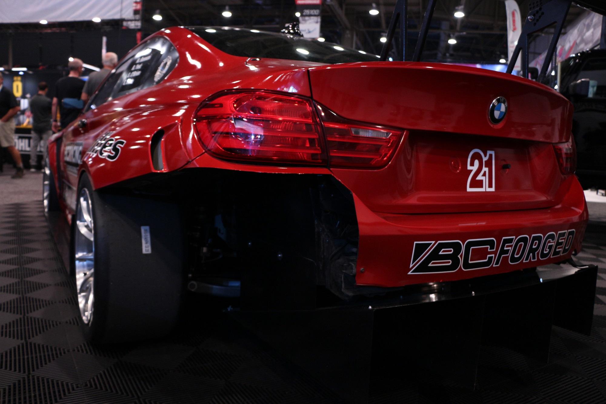 6SpeedOnline.com SEMA 2017 BMW M3 M4 E46 E92 F82 Yost Autosport Michael Essa Kristaps Bluss Formula Drift Racing Motorsports