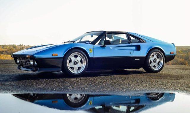 1978 Ferrari 308 ATS Racing